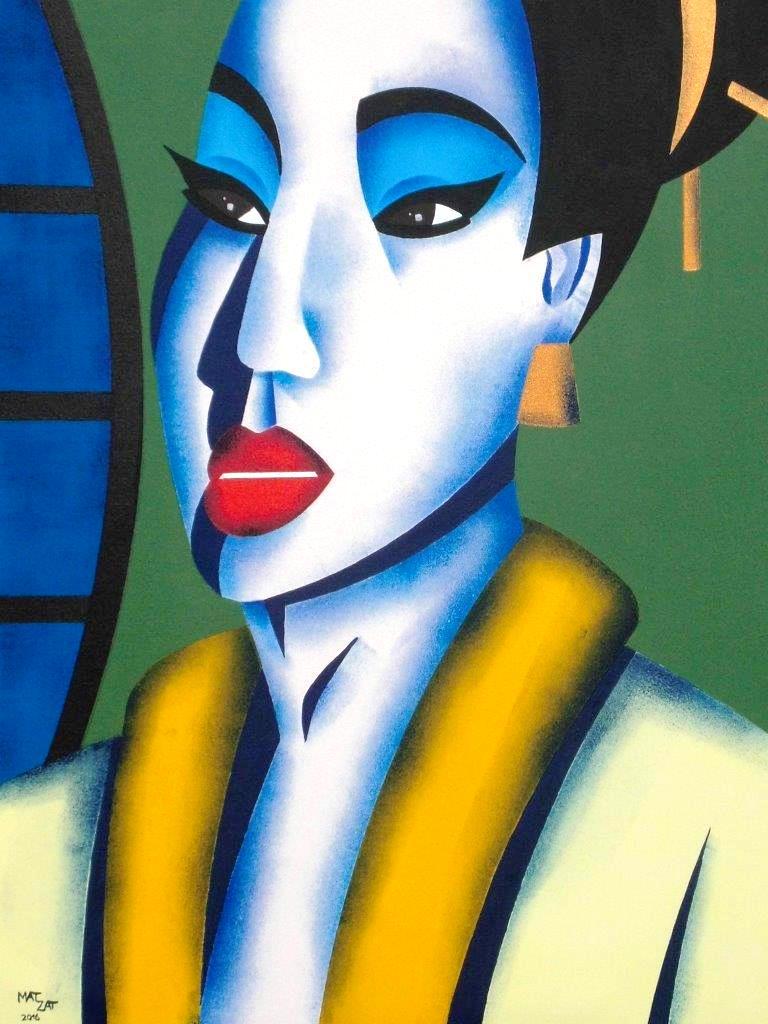 Peter Matzat _ Tokyo Frauen