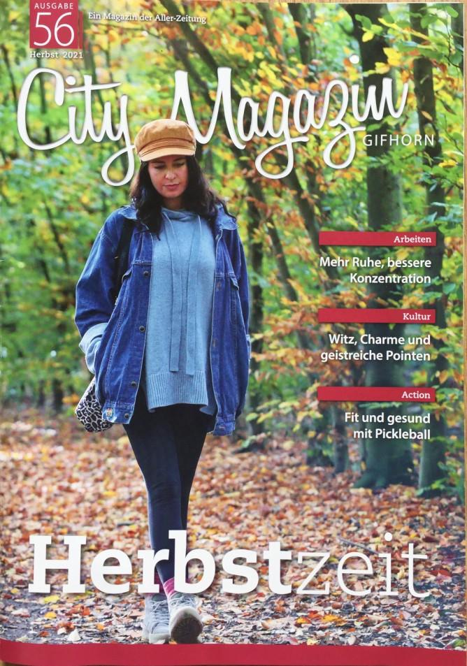 Gifhorner City Magazin _ Ausgabe 56 / Herbst 2021